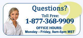 Do you have questions? Call 1.877.368.9909
